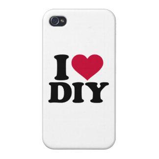 Amo DIY iPhone 4/4S Carcasa