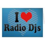 Amo Djs de radio Felicitaciones