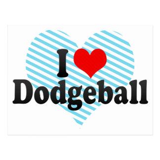 Amo Dodgeball Postal
