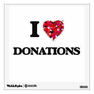 Amo donaciones