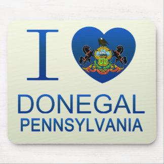 Amo Donegal, PA Alfombrillas De Ratones