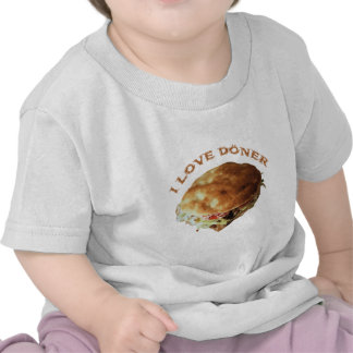 Amo Döner Camiseta