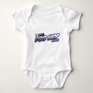 Amo DOO WOP música Body Para Bebé