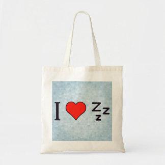 Amo dormir bolsa tela barata