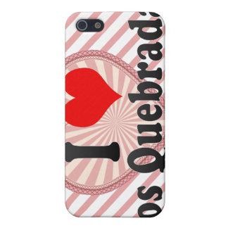 Amo DOS Quebradas, Colombia iPhone 5 Carcasa