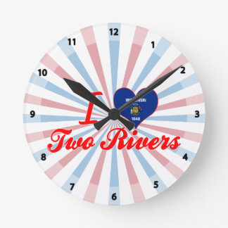 Amo dos ríos, Wisconsin Reloj