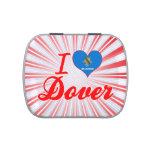 Amo Dover, Oklahoma Latas De Caramelos