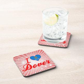 Amo Dover, Oklahoma Posavasos De Bebida