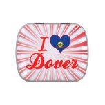 Amo Dover, Vermont Jarrones De Caramelos
