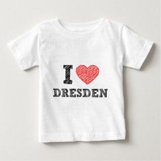Amo Dresden Playera De Bebé