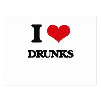 Amo Drunks Postal