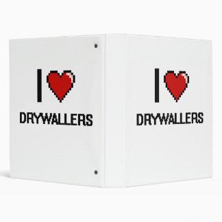 Amo Drywallers Carpeta 2,5 Cm