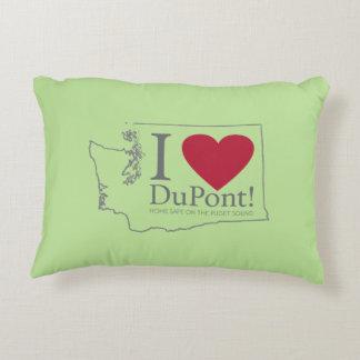 Amo Du Pont, almohada de la verde menta de WA Cojín