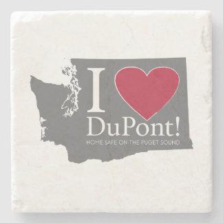 Amo Du Pont, práctico de costa de WA Posavasos De Piedra