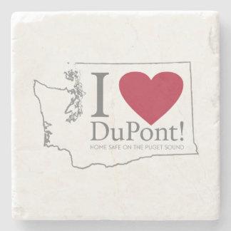 Amo Du Pont, prácticos de costa de WA Posavasos De Piedra