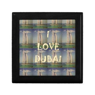 Amo Dubai Joyero Cuadrado Pequeño