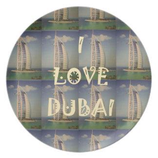 Amo Dubai Platos Para Fiestas