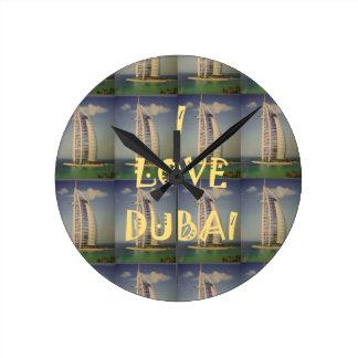 Amo Dubai Reloj Redondo Mediano
