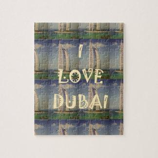 Amo Dubai Rompecabezas Con Fotos