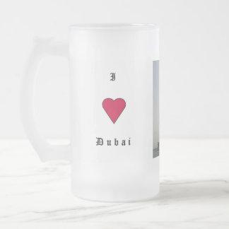 Amo Dubai Taza De Cristal