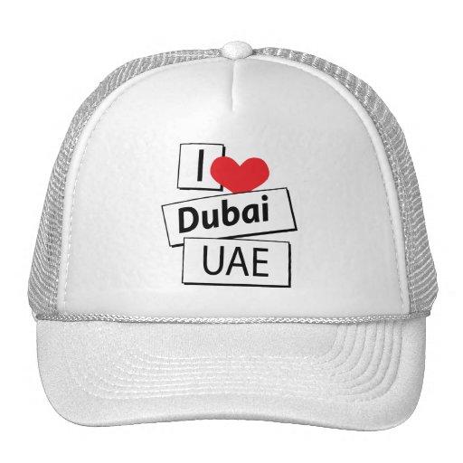 Amo Dubai UAE Gorra