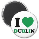 Amo Dublín Imanes