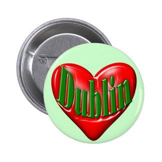 Amo Dublín Irlanda Pin