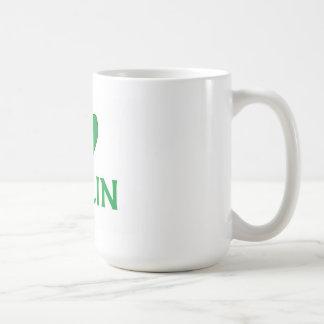 Amo Dublín Tazas De Café