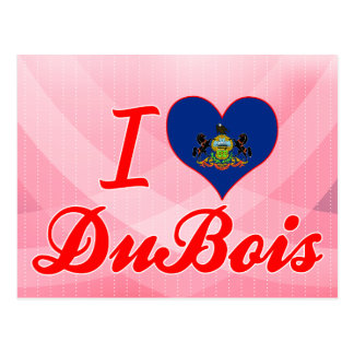 Amo DuBois, Pennsylvania Postal
