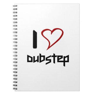 Amo Dubstep Libreta