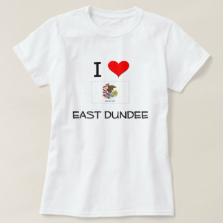 Amo DUNDEE DEL ESTE Illinois Camisas