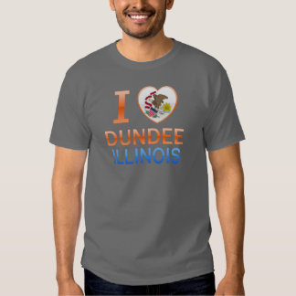 Amo Dundee, IL Remera