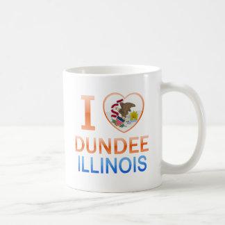 Amo Dundee, IL Taza De Café