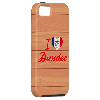 Amo Dundee, Iowa iPhone 5 Case-Mate Protectores