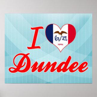 Amo Dundee, Iowa Poster