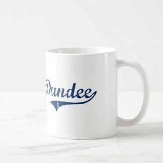 Amo Dundee Michigan Taza Básica Blanca