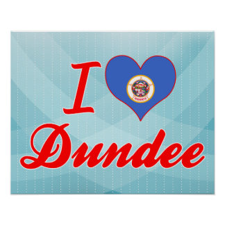 Amo Dundee, Minnesota Impresiones
