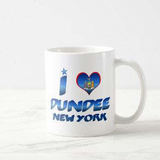 Amo Dundee, Nueva York Taza
