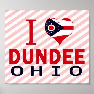 Amo Dundee Ohio Poster