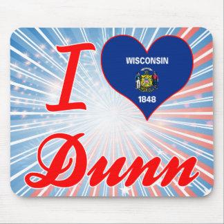Amo Dunn, Wisconsin Tapete De Ratones