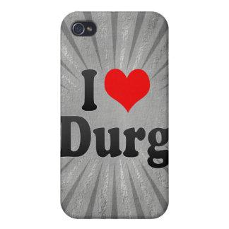 Amo Durg la India iPhone 4 Protector