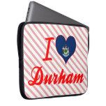 Amo Durham, Maine Mangas Portátiles