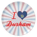 Amo Durham, Maine Plato