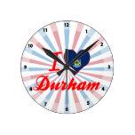 Amo Durham, Maine Reloj