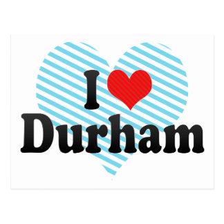 Amo Durham Postales