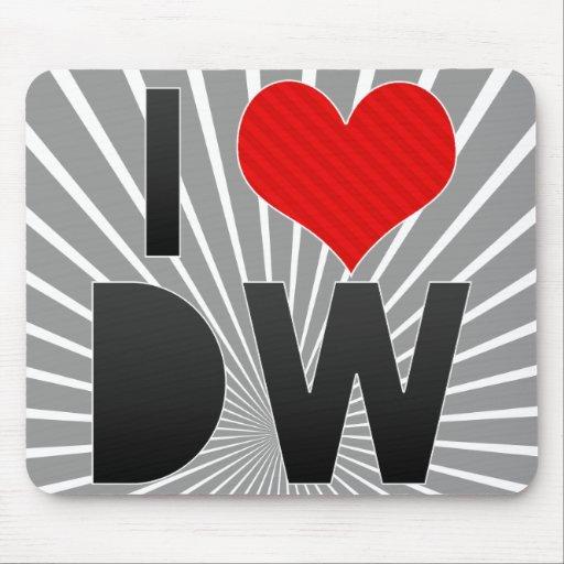 Amo DW Mouse Pad