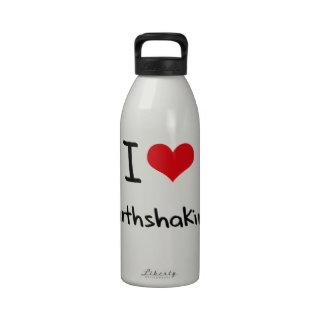 Amo Earthshaking Botellas De Beber