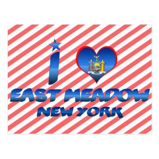 Amo East Meadow, Nueva York Postal