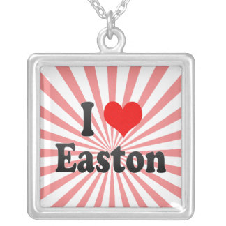 Amo Easton Estados Unidos Collares Personalizados