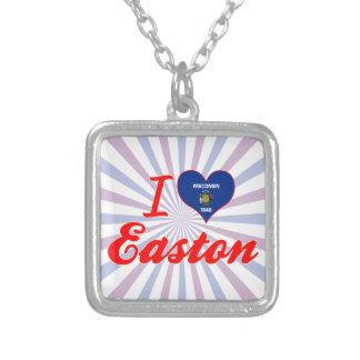 Amo Easton Wisconsin Grimpola Personalizada
